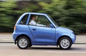 GWiz car