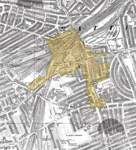 How Clapham Junction transformed:1745-2011