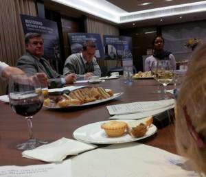 CJTCP – meeting 5 December 2013: feedback