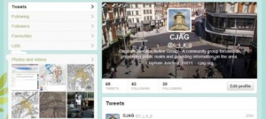 CJAG is on Twitter