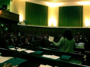Labour motion defeated despite Societies' backing