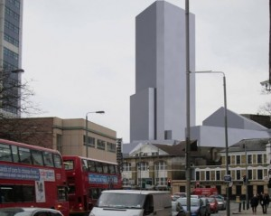 Campaign against London plans to be filled with towers