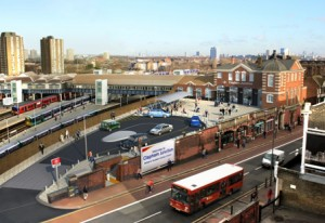 2009-2014: Clapham Junction station improvements