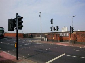 New signals-controlled crossing for Brighton Yard