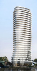 A new 28 storey tower proposed in the area