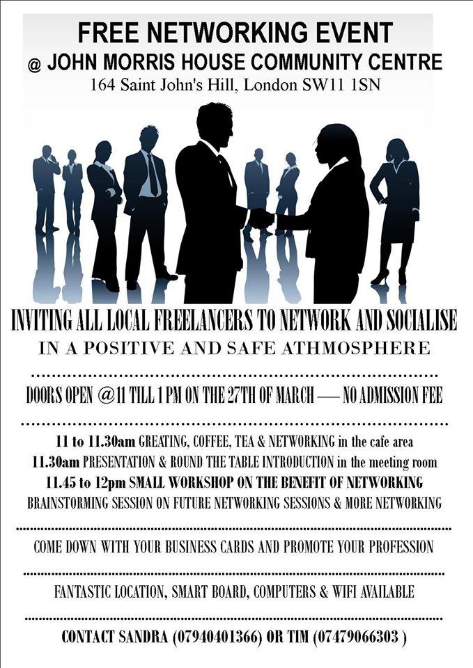 freelancers event