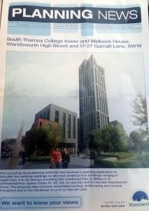 Benefits outweight harms to justify 26 storey tower