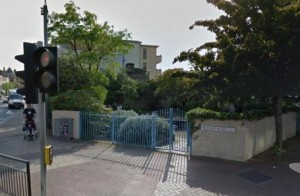 Soon a new 4 storey building to compliment crossing at Plough Rd/St Johns Hill