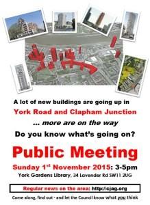 Public Meeting York area: the videos