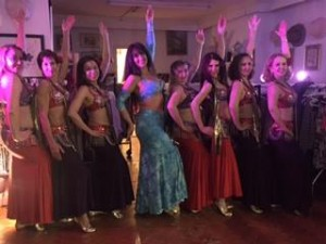 Lebanese Evening Belly Dancers