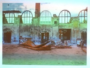 Presentation of the Grand Hall rebuild project at the BAC