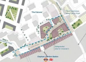 Update on Winstanley/York development: nothing new