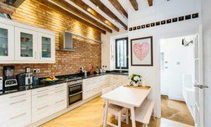 Primrose Hill kitchen
